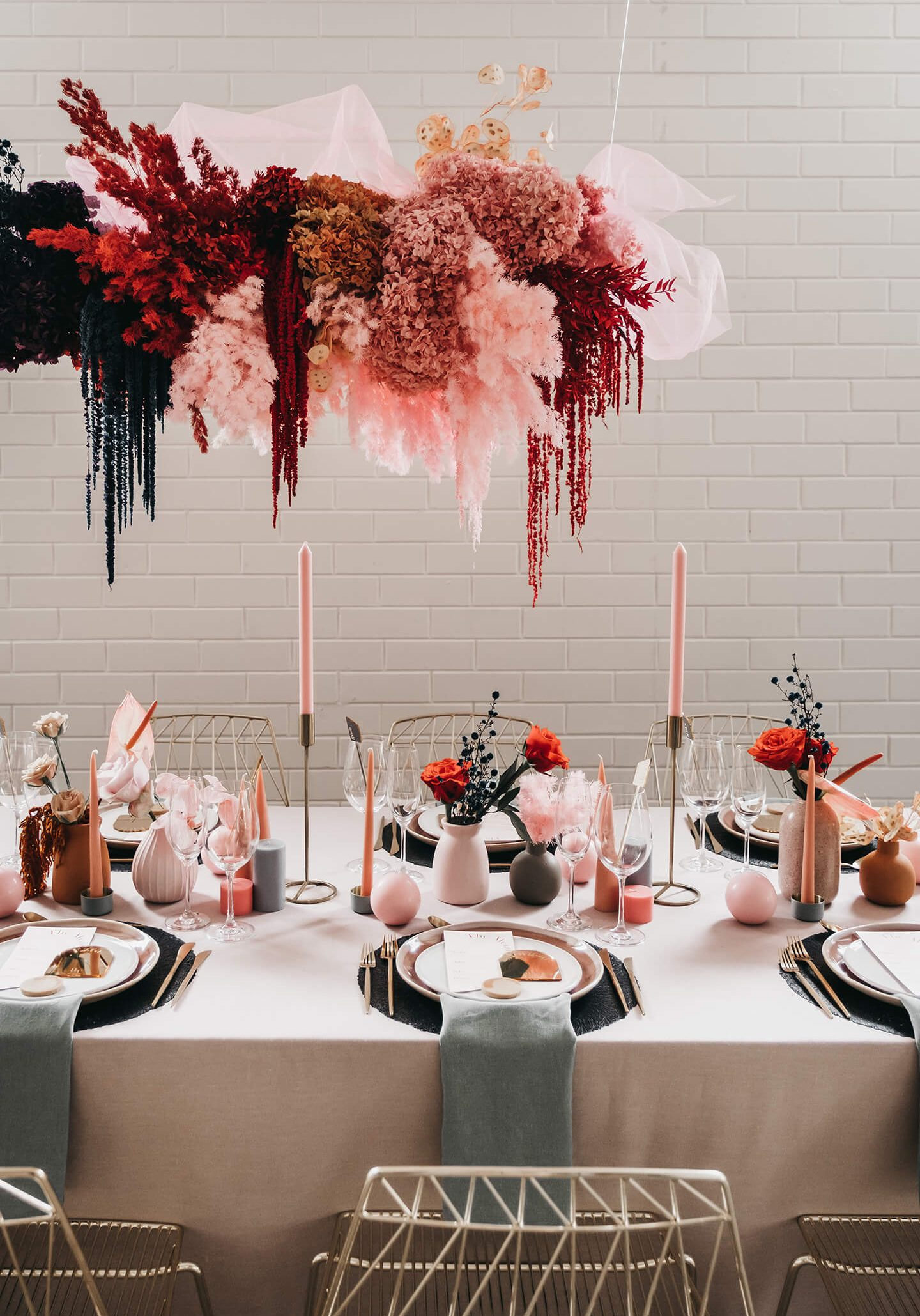 Found Collective event styling wil and co photography