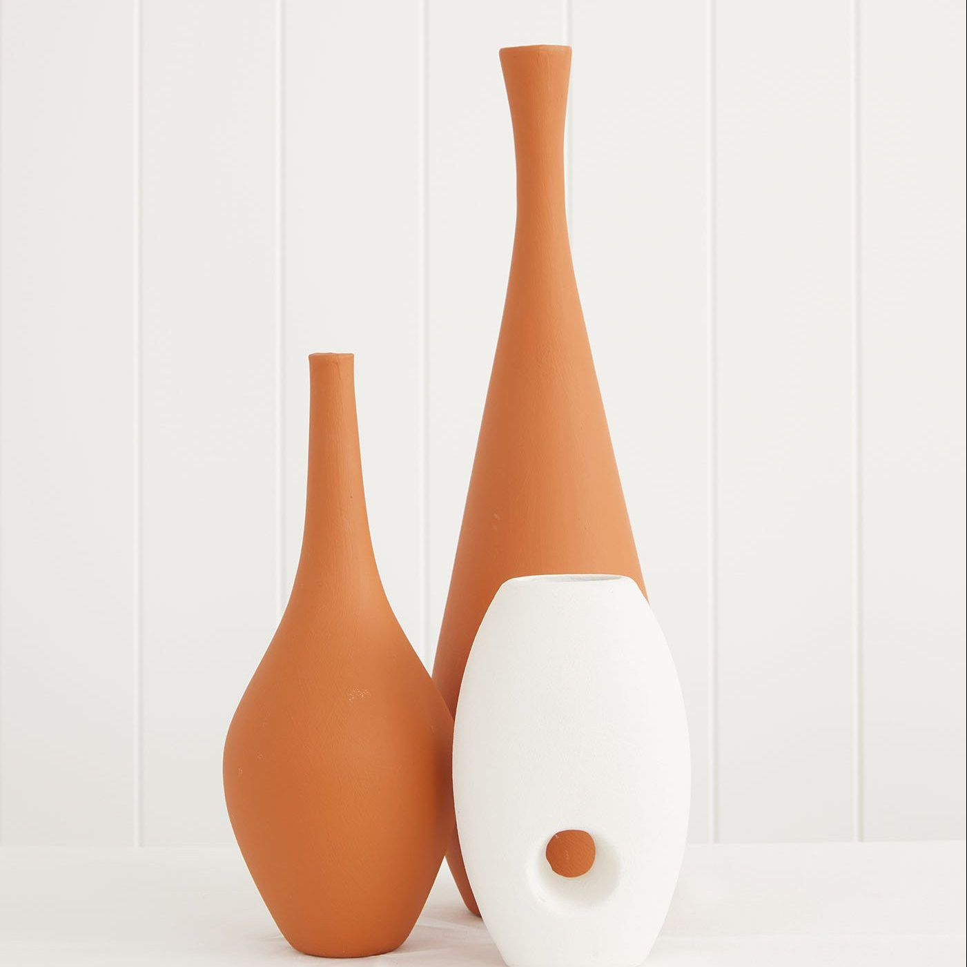 Found Collective pots