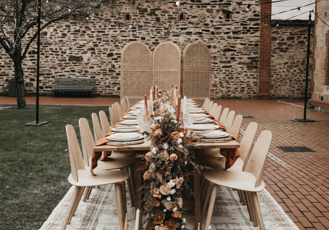 found collective styled shoot webshed