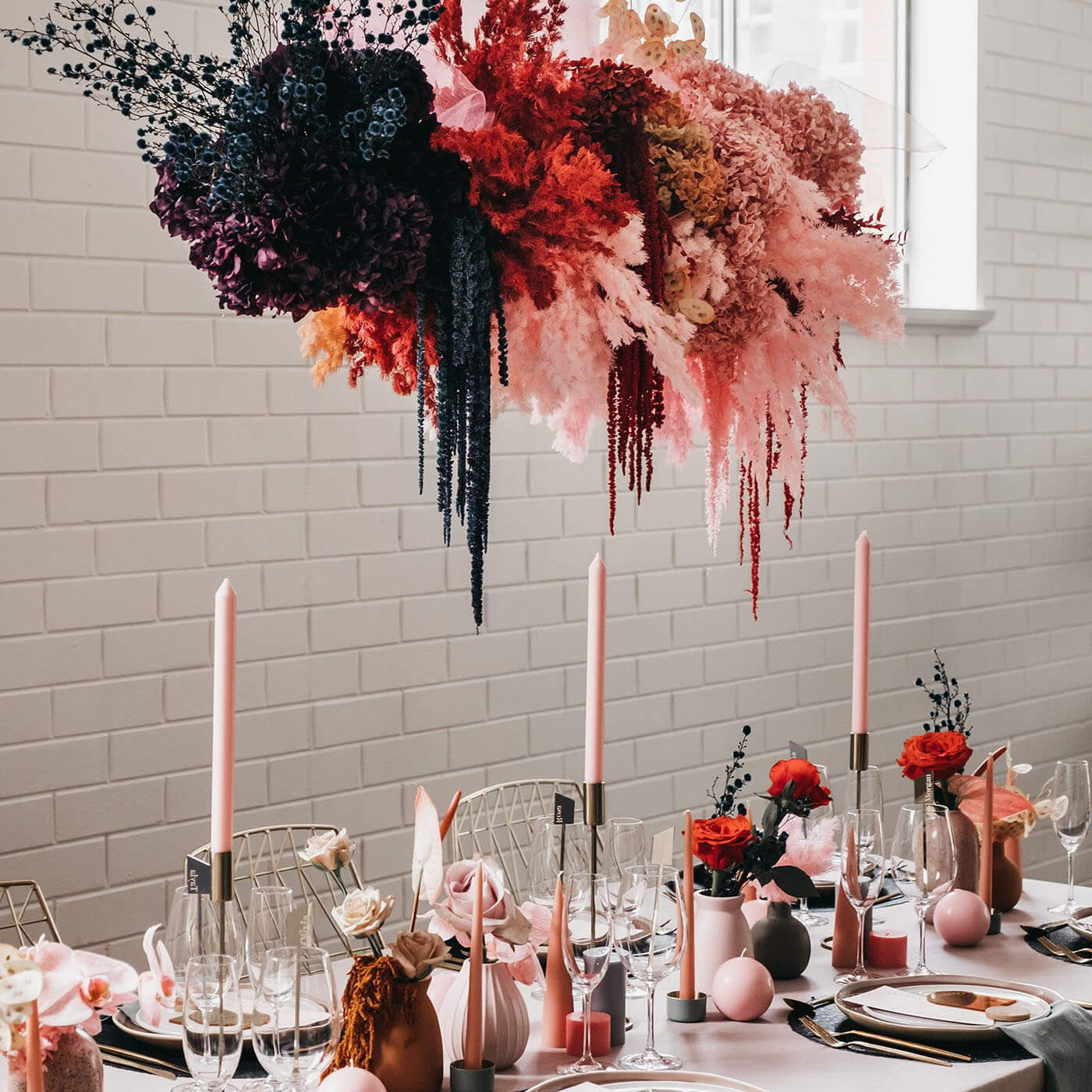 found collective wedding styling Wil and Co Photography